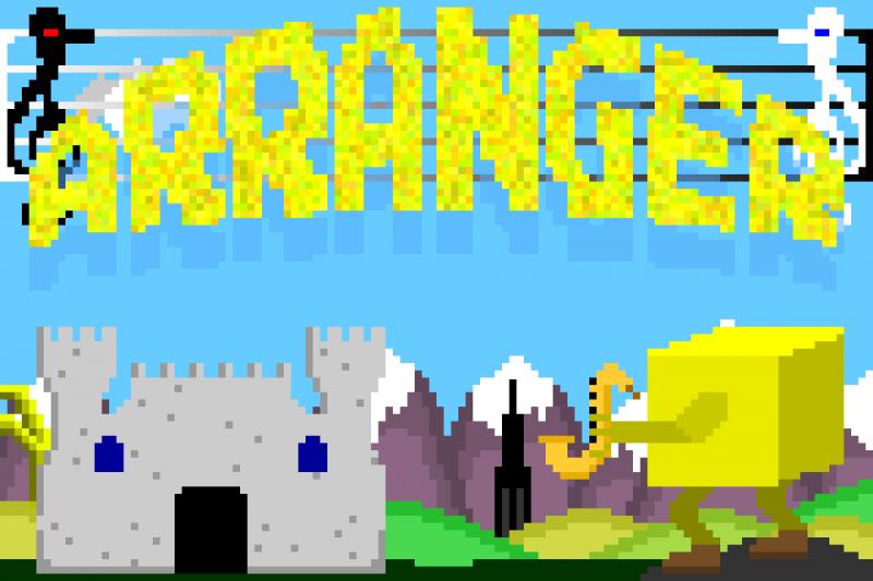 Arranger - title screen
