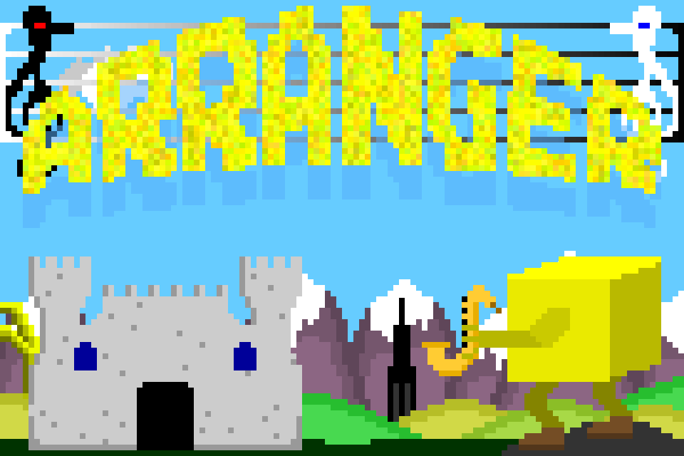 Arranger - title screen